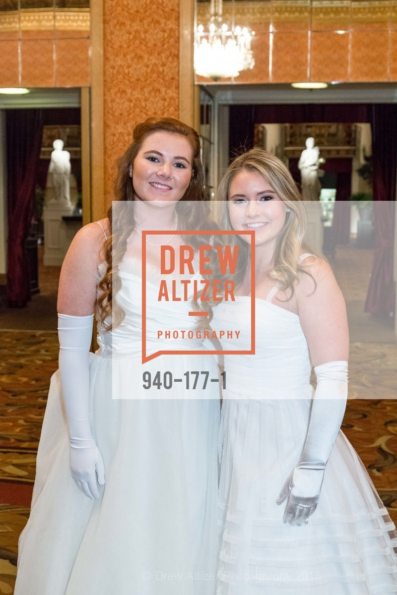 Kendall Finnegan, Kate Harris, The 2015 San Francisco Debutante Ball, The Westin St. Francis San Francisco Union Square. 335 Powell St, June 20th, 2015,Drew Altizer, Drew Altizer Photography, full-service agency, private events, San Francisco photographer, photographer california