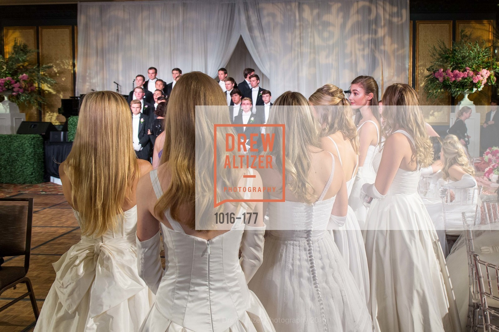 Atmosphere, The 2015 San Francisco Debutante Ball, The Westin St. Francis San Francisco Union Square. 335 Powell St, June 20th, 2015