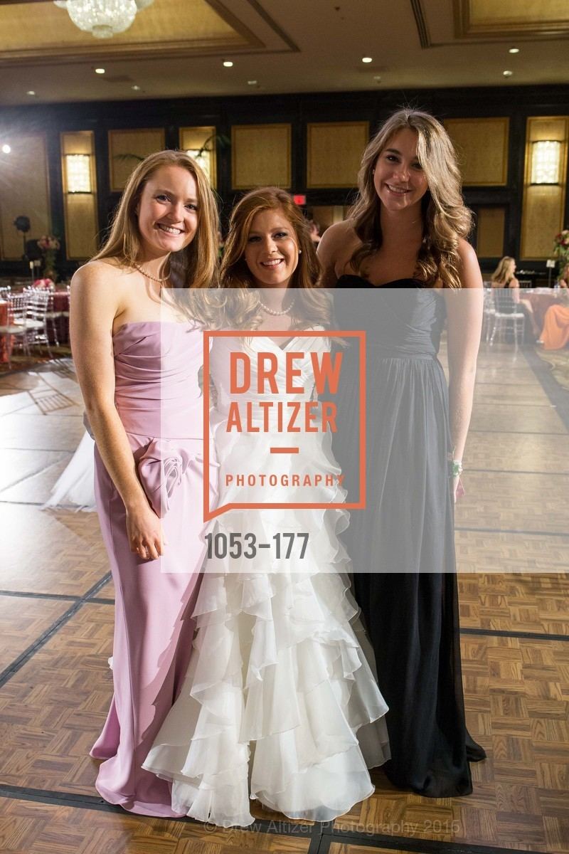 Nicole Vincelette, Allaire Kruse, Caroline DiCioccio, The 2015 San Francisco Debutante Ball, The Westin St. Francis San Francisco Union Square. 335 Powell St, June 20th, 2015,Drew Altizer, Drew Altizer Photography, full-service agency, private events, San Francisco photographer, photographer california