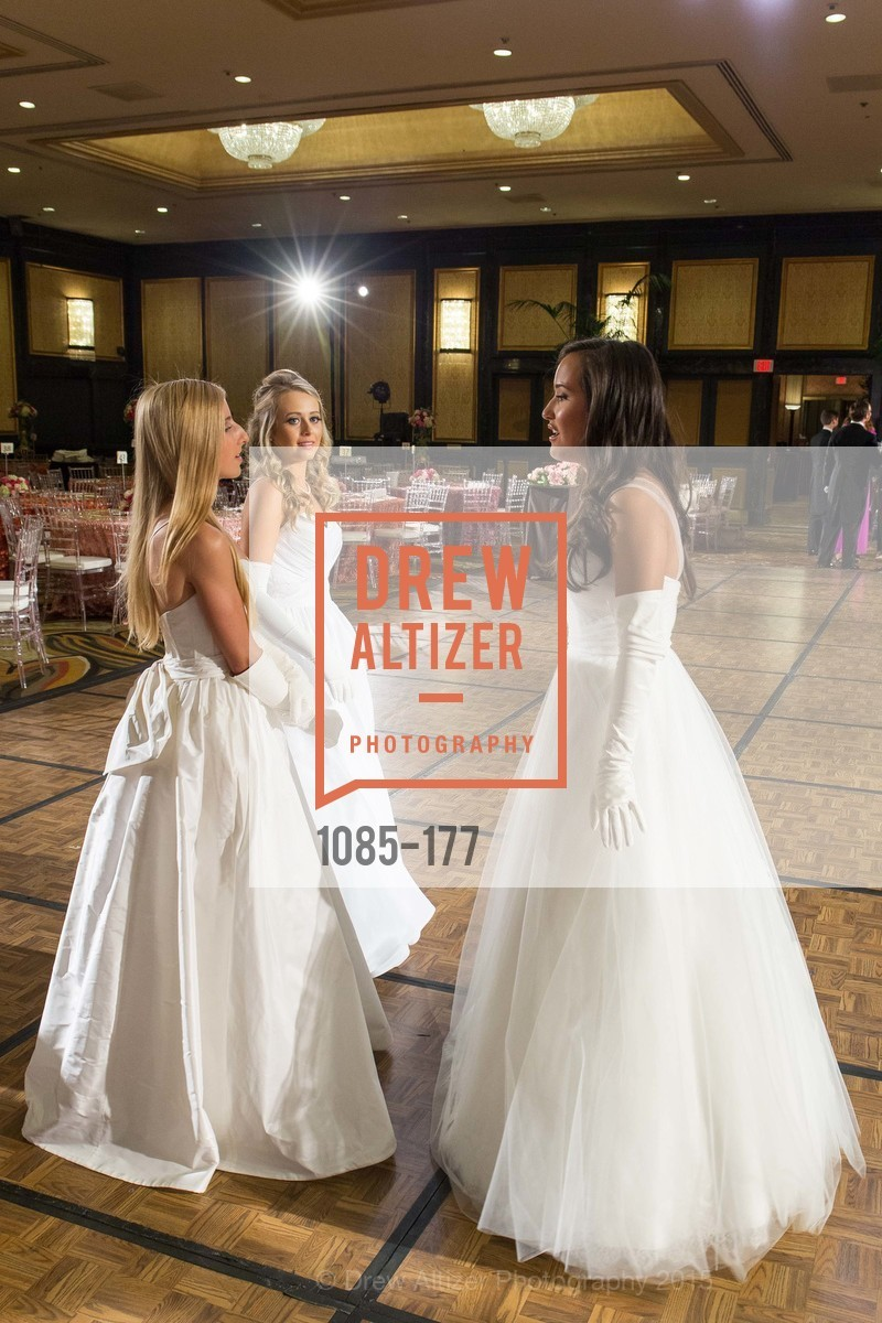 Mary Grinnell, Elizabeth Grayson, Solange Soward, The 2015 San Francisco Debutante Ball, The Westin St. Francis San Francisco Union Square. 335 Powell St, June 20th, 2015,Drew Altizer, Drew Altizer Photography, full-service agency, private events, San Francisco photographer, photographer california