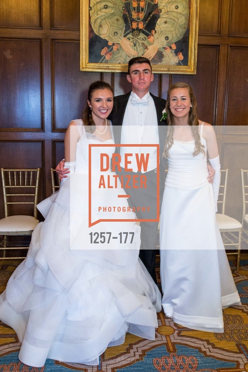 Hannah Baylis, Eli Schwartz, Sarah Jackmauh, The 2015 San Francisco Debutante Ball, The Westin St. Francis San Francisco Union Square. 335 Powell St, June 20th, 2015,Drew Altizer, Drew Altizer Photography, full-service agency, private events, San Francisco photographer, photographer california