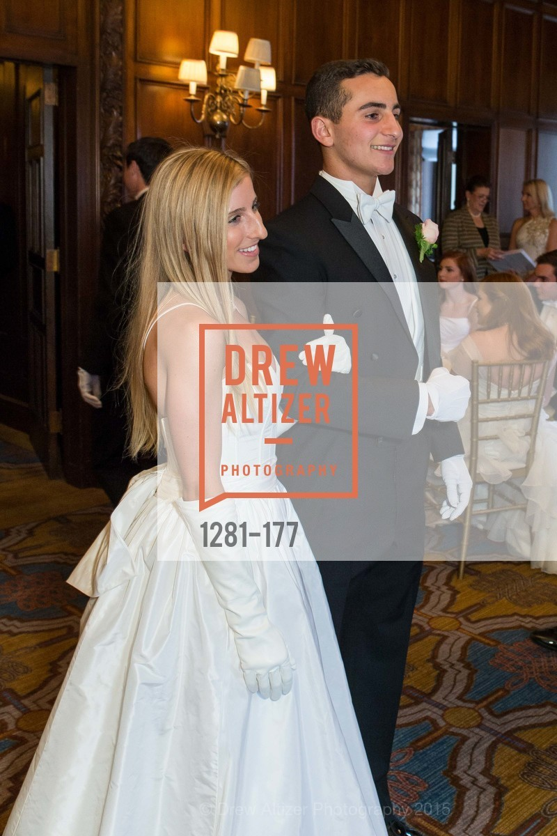 Jennifer Reynolds, Maxwell Brenner, The 2015 San Francisco Debutante Ball, The Westin St. Francis San Francisco Union Square. 335 Powell St, June 20th, 2015,Drew Altizer, Drew Altizer Photography, full-service agency, private events, San Francisco photographer, photographer california