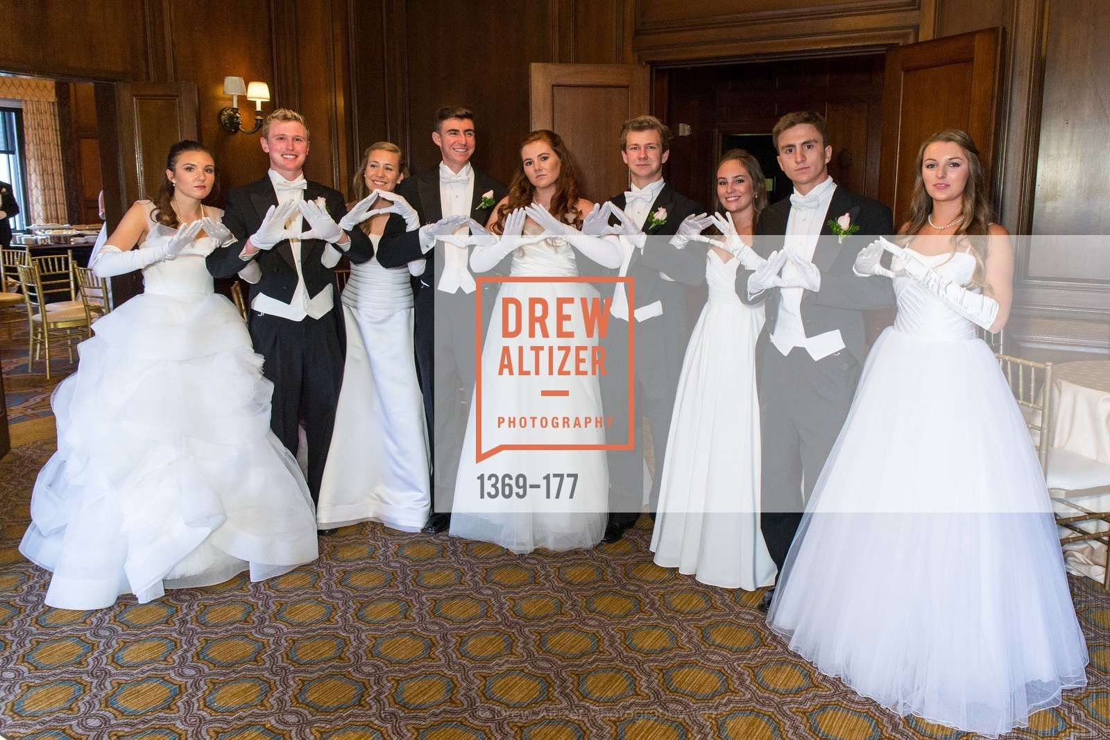 Hannah Baylis, Luca Sullivan, Sarah Jackmauh, Eli Schwartz, Kendall Finnegan, TJ Polite, Hailey Cusack, Jack Kariotis, Rachael Jayne Maier, The 2015 San Francisco Debutante Ball, The Westin St. Francis San Francisco Union Square. 335 Powell St, June 20th, 2015,Drew Altizer, Drew Altizer Photography, full-service agency, private events, San Francisco photographer, photographer california
