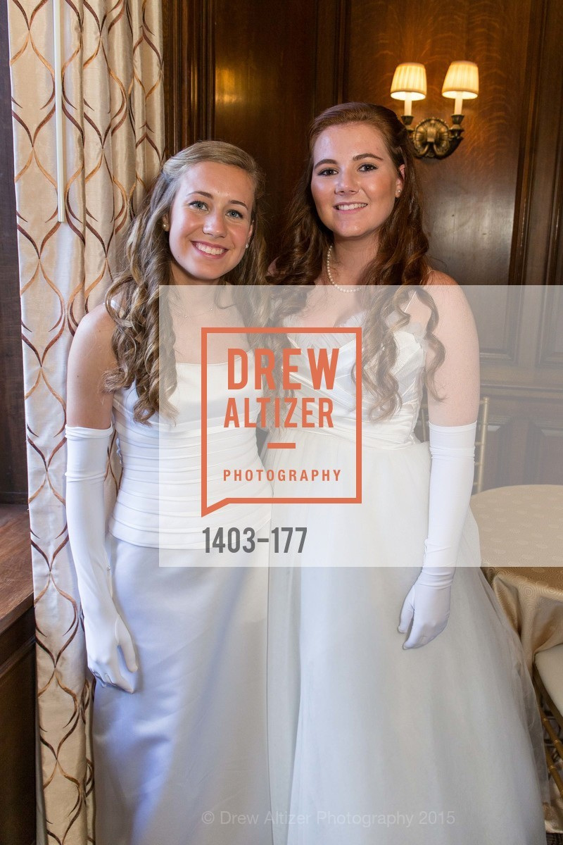 Sarah Jackmauh, Kendall Finnegan, The 2015 San Francisco Debutante Ball, The Westin St. Francis San Francisco Union Square. 335 Powell St, June 20th, 2015,Drew Altizer, Drew Altizer Photography, full-service agency, private events, San Francisco photographer, photographer california