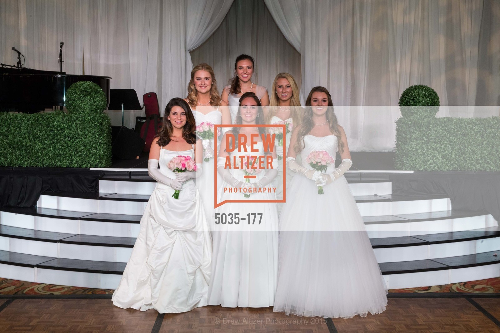 Hailey Cusack, Jennifer Baylis, Mary Grinnell, The 2015 San Francisco Debutante Ball, The Westin St. Francis San Francisco Union Square. 335 Powell St, June 20th, 2015,Drew Altizer, Drew Altizer Photography, full-service agency, private events, San Francisco photographer, photographer california
