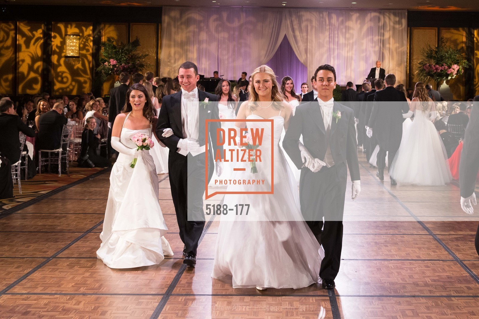 Paige Alexandra Silverman, Parker Wyatt Silverman, Sara Reeves Scannell, Kai Otto Fukami Vogel, The 2015 San Francisco Debutante Ball, The Westin St. Francis San Francisco Union Square. 335 Powell St, June 20th, 2015,Drew Altizer, Drew Altizer Photography, full-service agency, private events, San Francisco photographer, photographer california