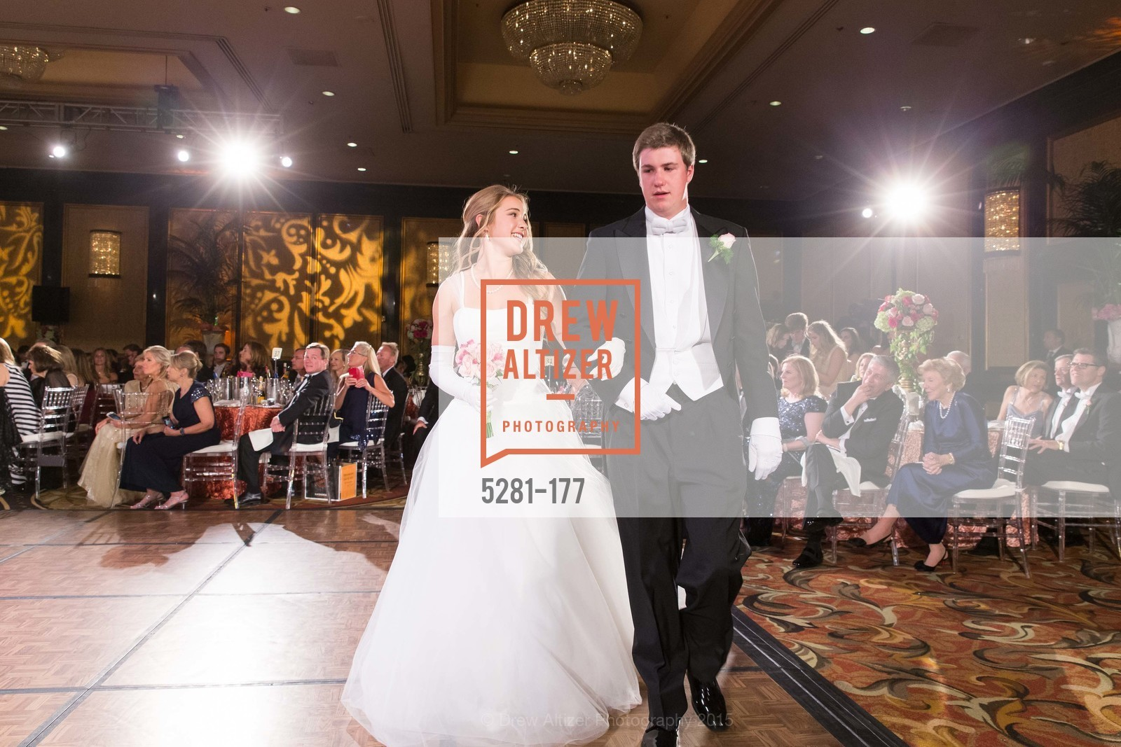 Paloma Palmer, John Bernard Travers, The 2015 San Francisco Debutante Ball, The Westin St. Francis San Francisco Union Square. 335 Powell St, June 20th, 2015,Drew Altizer, Drew Altizer Photography, full-service agency, private events, San Francisco photographer, photographer california