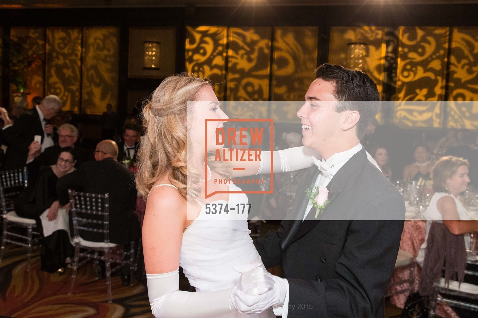 Sara Reeves Scannell, Kai Otto Fukami Vogel, The 2015 San Francisco Debutante Ball, The Westin St. Francis San Francisco Union Square. 335 Powell St, June 20th, 2015,Drew Altizer, Drew Altizer Photography, full-service agency, private events, San Francisco photographer, photographer california