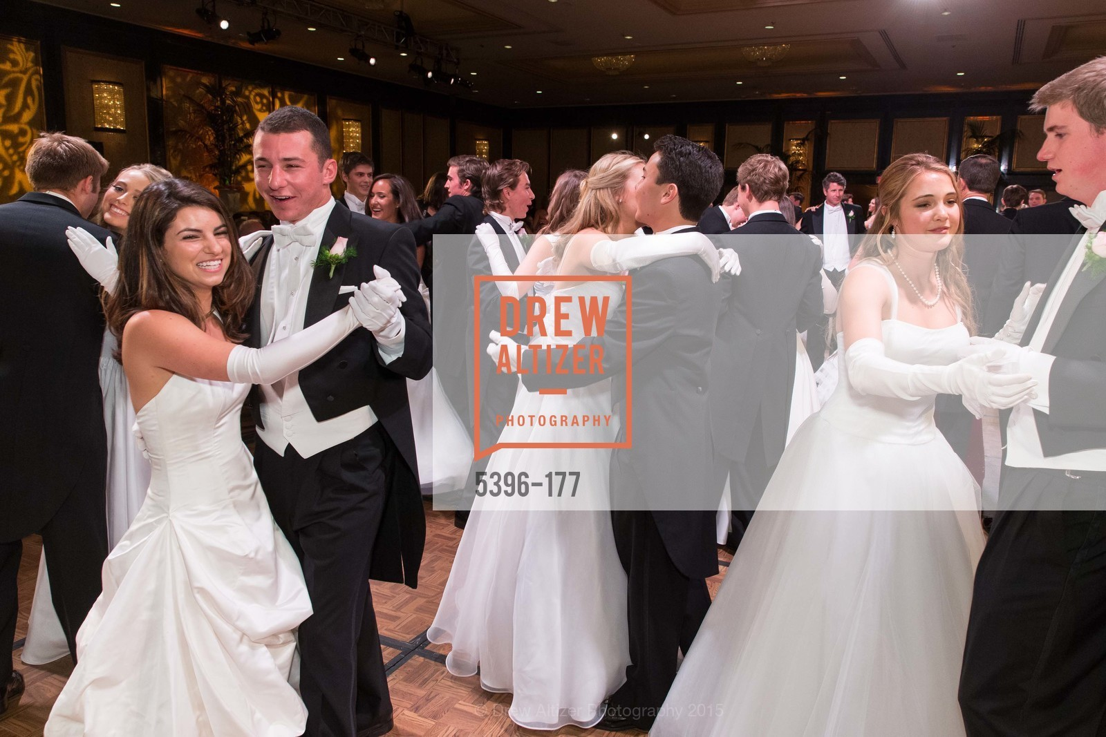Dance Floor, The 2015 San Francisco Debutante Ball, The Westin St. Francis San Francisco Union Square. 335 Powell St, June 20th, 2015,Drew Altizer, Drew Altizer Photography, full-service agency, private events, San Francisco photographer, photographer california