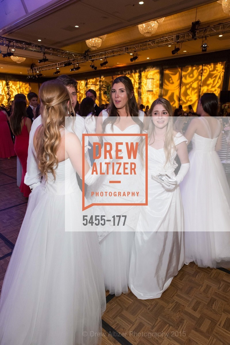 Paloma Palmer, Diana Silverstri, Julia Chenette, The 2015 San Francisco Debutante Ball, The Westin St. Francis San Francisco Union Square. 335 Powell St, June 20th, 2015,Drew Altizer, Drew Altizer Photography, full-service agency, private events, San Francisco photographer, photographer california
