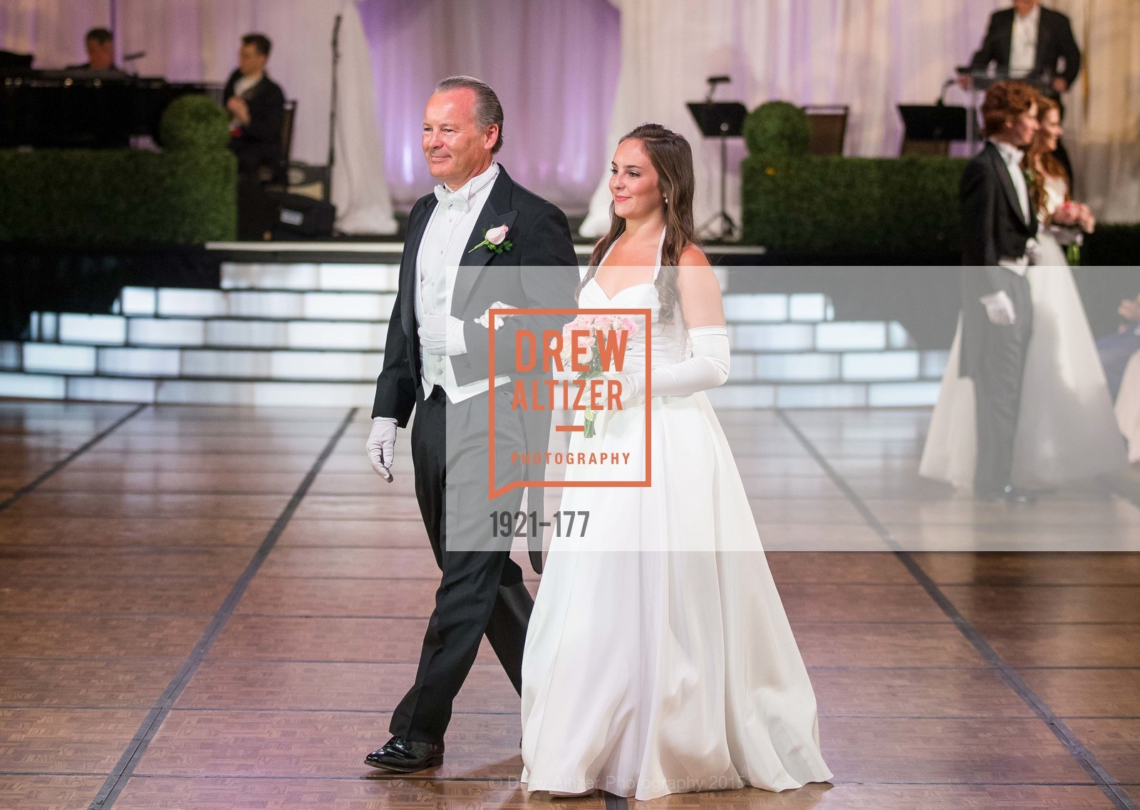 Jeffrey Patrick Cusack, Hailey Elizabeth Cusack, The 2015 San Francisco Debutante Ball, The Westin St. Francis San Francisco Union Square. 335 Powell St, June 20th, 2015,Drew Altizer, Drew Altizer Photography, full-service agency, private events, San Francisco photographer, photographer california