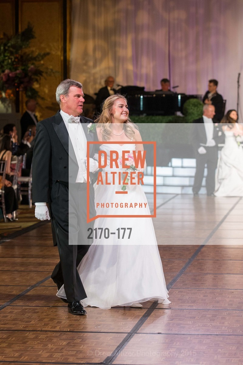 Robert William Scannell, Sara Reeves Scannell, The 2015 San Francisco Debutante Ball, The Westin St. Francis San Francisco Union Square. 335 Powell St, June 20th, 2015,Drew Altizer, Drew Altizer Photography, full-service event agency, private events, San Francisco photographer, photographer California