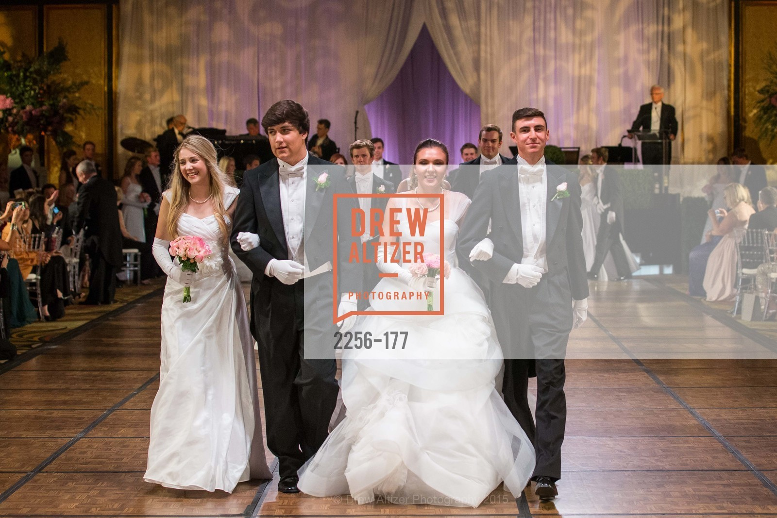 Julia Marley Chenette, Michael Jeffrey King, Jennifer Hannah Baylis, Elias Morrison Schwartz, The 2015 San Francisco Debutante Ball, The Westin St. Francis San Francisco Union Square. 335 Powell St, June 20th, 2015,Drew Altizer, Drew Altizer Photography, full-service agency, private events, San Francisco photographer, photographer california
