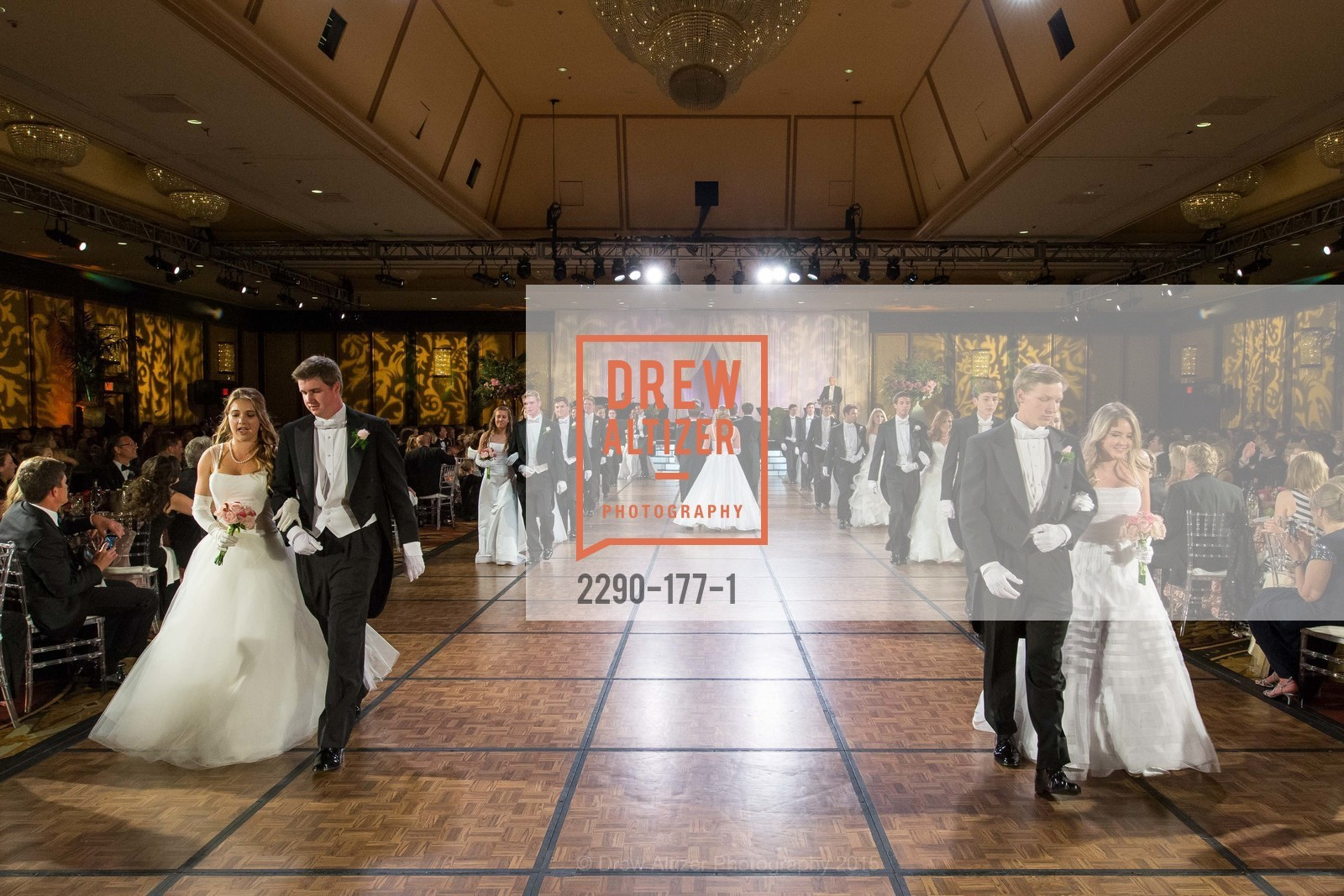 Cotillion Dance, The 2015 San Francisco Debutante Ball, The Westin St. Francis San Francisco Union Square. 335 Powell St, June 20th, 2015,Drew Altizer, Drew Altizer Photography, full-service event agency, private events, San Francisco photographer, photographer California