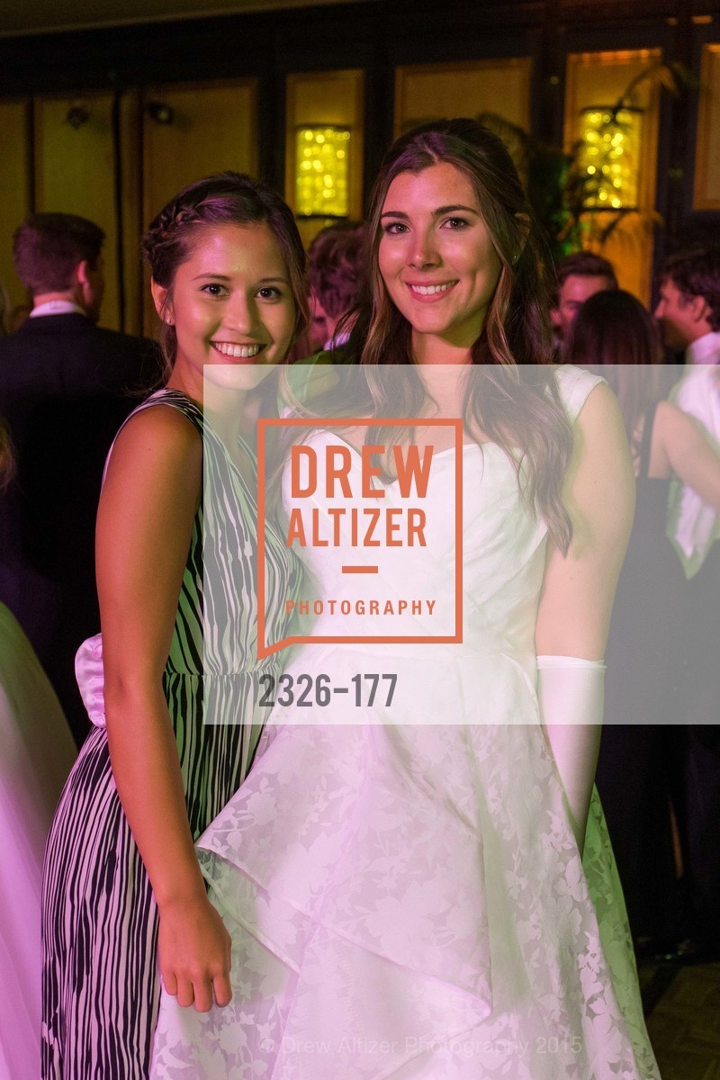 Liane Radcliffe, Diana Silvestri, The 2015 San Francisco Debutante Ball, The Westin St. Francis San Francisco Union Square. 335 Powell St, June 20th, 2015,Drew Altizer, Drew Altizer Photography, full-service event agency, private events, San Francisco photographer, photographer California