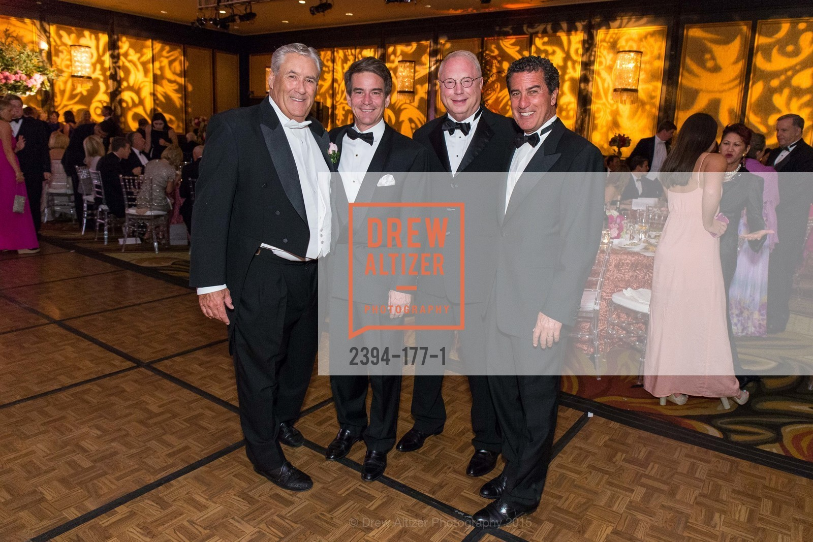 Clyde Ostler, David Verklin, Bob Kristoff, David Manetta, The 2015 San Francisco Debutante Ball, The Westin St. Francis San Francisco Union Square. 335 Powell St, June 20th, 2015,Drew Altizer, Drew Altizer Photography, full-service agency, private events, San Francisco photographer, photographer california