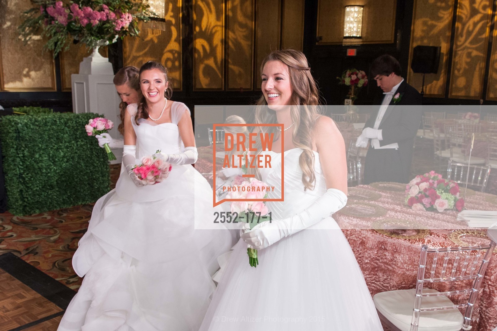 Jennifer Hannah Baylis, Rachael Jayne Maier, The 2015 San Francisco Debutante Ball, The Westin St. Francis San Francisco Union Square. 335 Powell St, June 20th, 2015,Drew Altizer, Drew Altizer Photography, full-service agency, private events, San Francisco photographer, photographer california