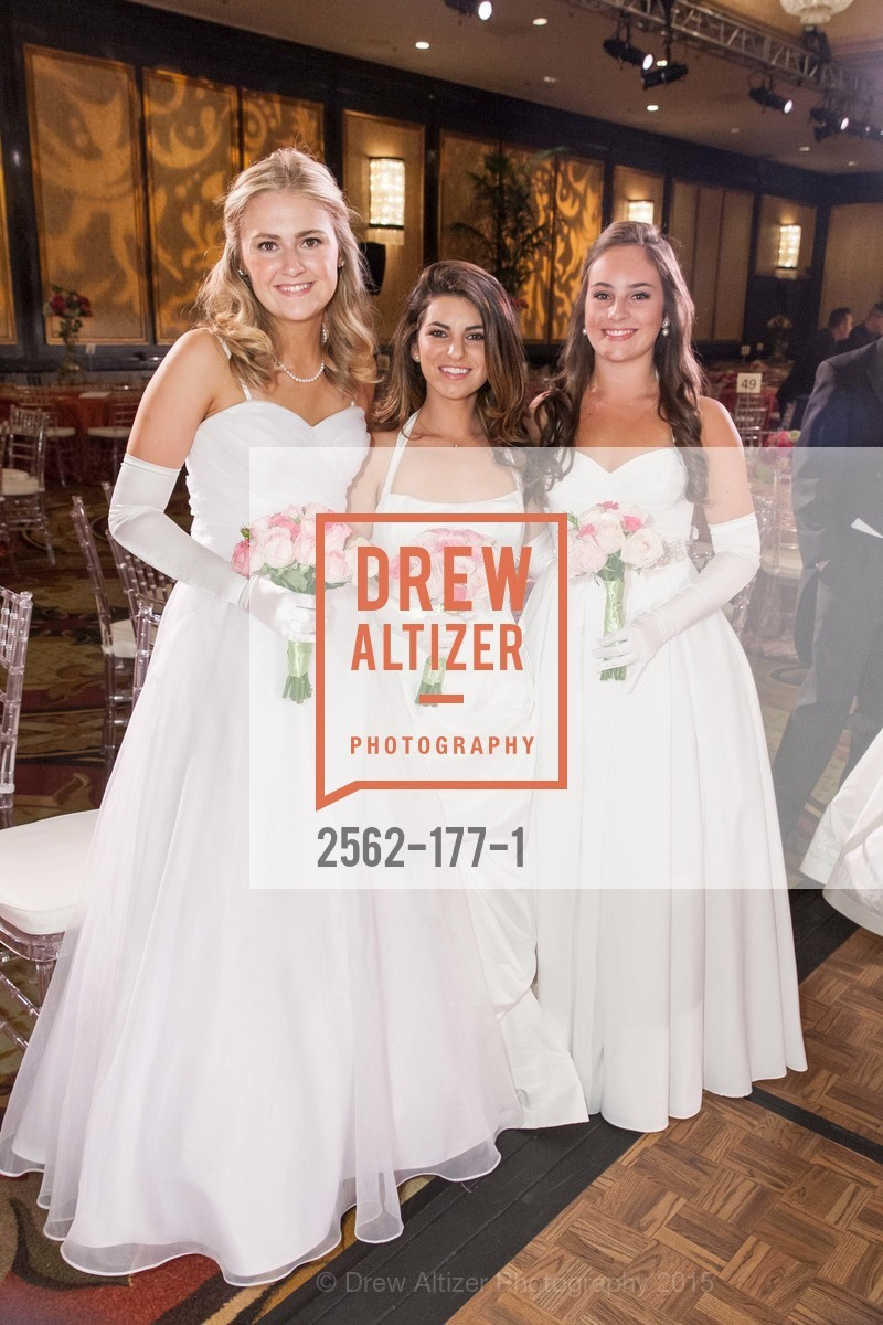 Sara Scannell, Paige Silverman, Hailey Cusack, The 2015 San Francisco Debutante Ball, The Westin St. Francis San Francisco Union Square. 335 Powell St, June 20th, 2015,Drew Altizer, Drew Altizer Photography, full-service agency, private events, San Francisco photographer, photographer california