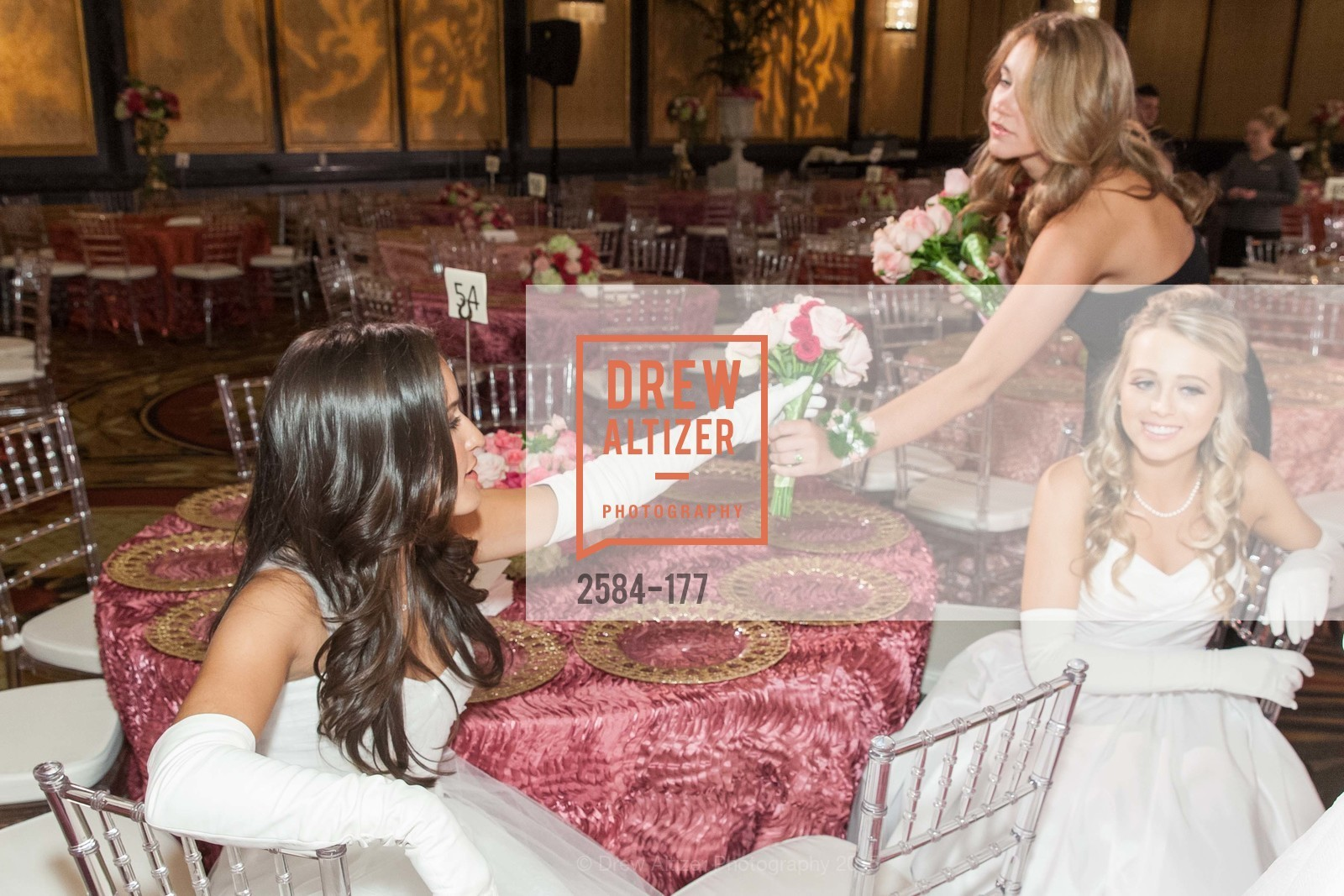 Solange Celeste Soward, Elizabeth Mason Grayson, The 2015 San Francisco Debutante Ball, The Westin St. Francis San Francisco Union Square. 335 Powell St, June 20th, 2015,Drew Altizer, Drew Altizer Photography, full-service agency, private events, San Francisco photographer, photographer california