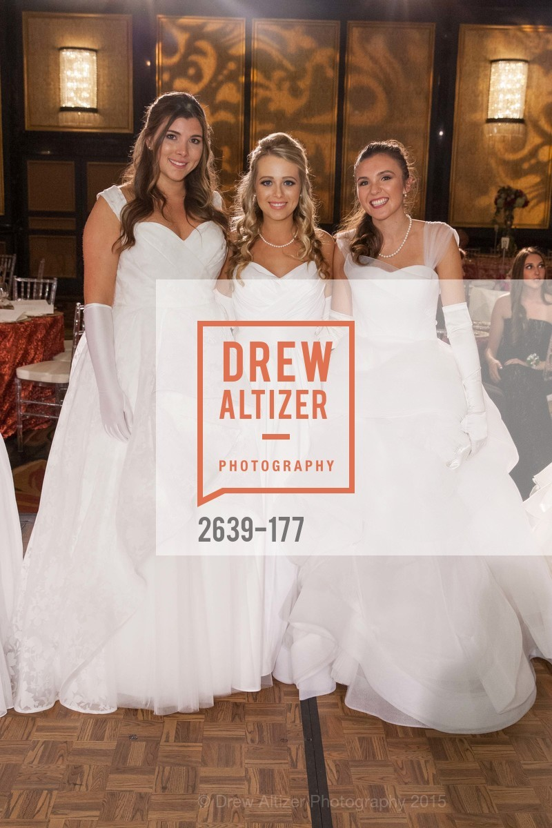 Diana Laura Silvestri, Elizabeth Mason Grayson, Jennifer Hannah Baylis, The 2015 San Francisco Debutante Ball, The Westin St. Francis San Francisco Union Square. 335 Powell St, June 20th, 2015,Drew Altizer, Drew Altizer Photography, full-service agency, private events, San Francisco photographer, photographer california