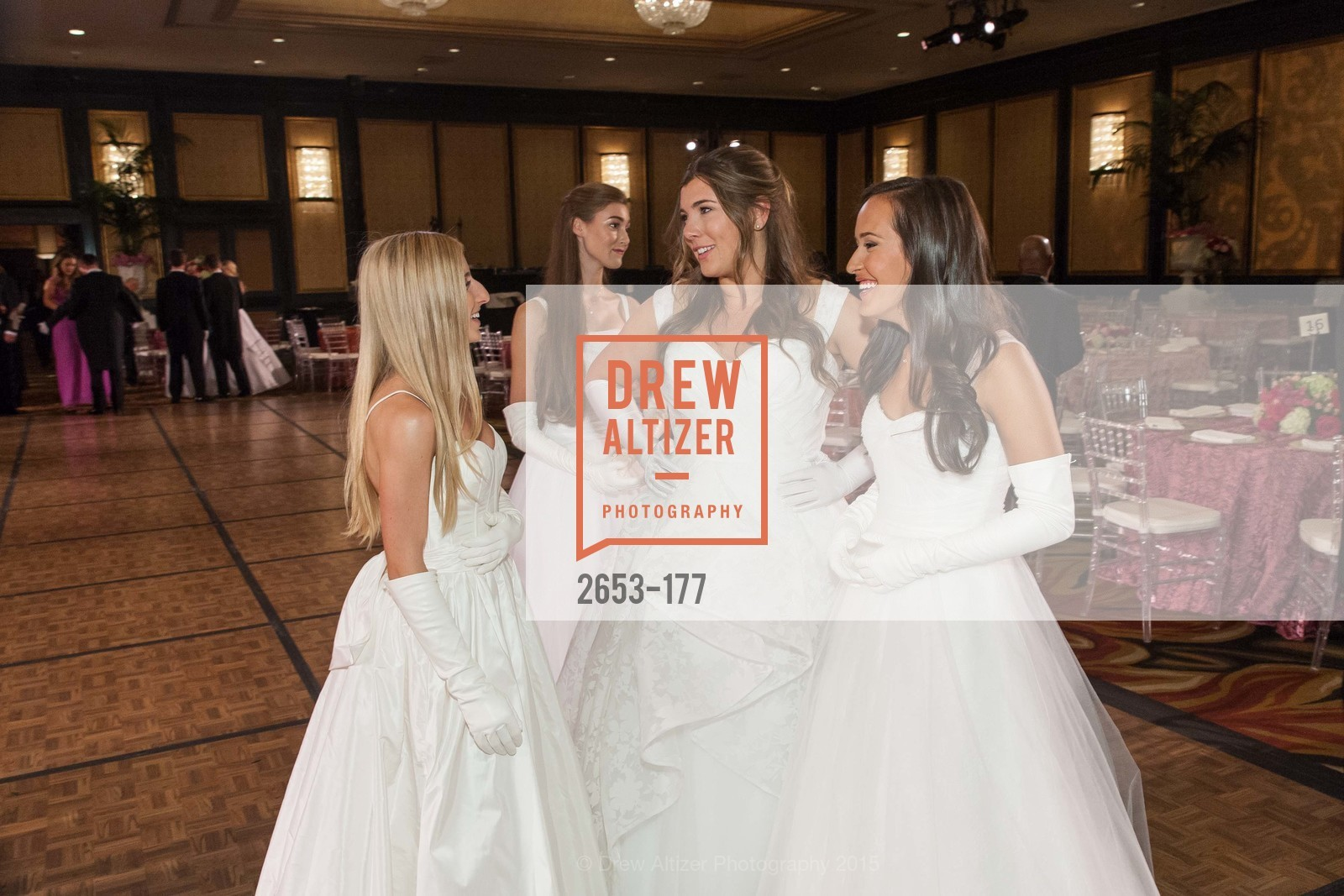 Jennifer Reynolds, Diana Silvestri, Solange Soward, The 2015 San Francisco Debutante Ball, The Westin St. Francis San Francisco Union Square. 335 Powell St, June 20th, 2015,Drew Altizer, Drew Altizer Photography, full-service agency, private events, San Francisco photographer, photographer california