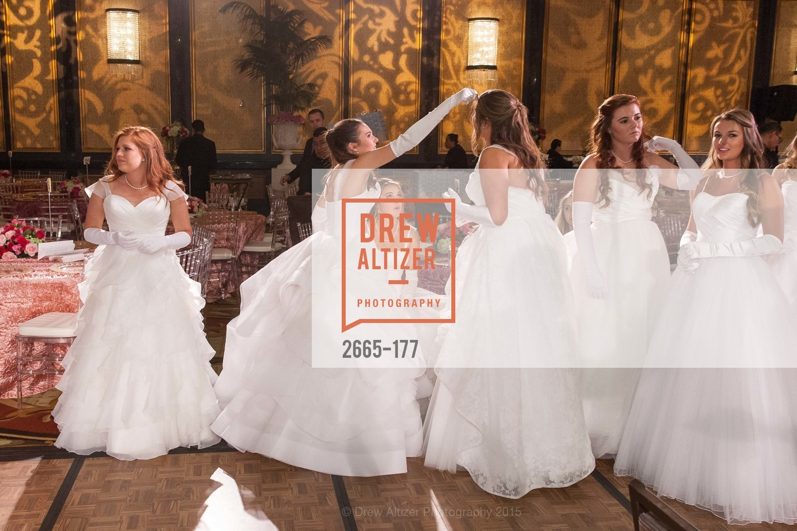 Allaire Houston Kruse, Jennifer Hannah Baylis, Julia Marley Chenette, Diana Laura Silvestri, Kendall Marion Finnegan, Rachael Jayne Maier, The 2015 San Francisco Debutante Ball, The Westin St. Francis San Francisco Union Square. 335 Powell St, June 20th, 2015,Drew Altizer, Drew Altizer Photography, full-service agency, private events, San Francisco photographer, photographer california