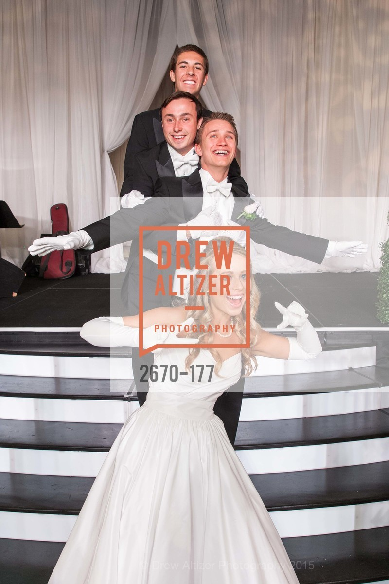 Elizabeth Grayson, Ryan Nicholas Clark, Kevin Michael Mannix II, Daniel Conte, The 2015 San Francisco Debutante Ball, The Westin St. Francis San Francisco Union Square. 335 Powell St, June 20th, 2015,Drew Altizer, Drew Altizer Photography, full-service agency, private events, San Francisco photographer, photographer california