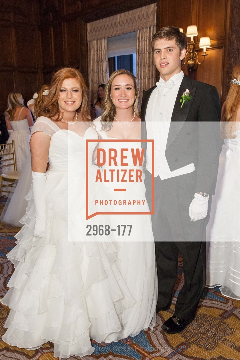 Allaire Houston Kruse, Lily Ann Ostler, Samuel Jameson Avery, The 2015 San Francisco Debutante Ball, The Westin St. Francis San Francisco Union Square. 335 Powell St, June 20th, 2015,Drew Altizer, Drew Altizer Photography, full-service agency, private events, San Francisco photographer, photographer california