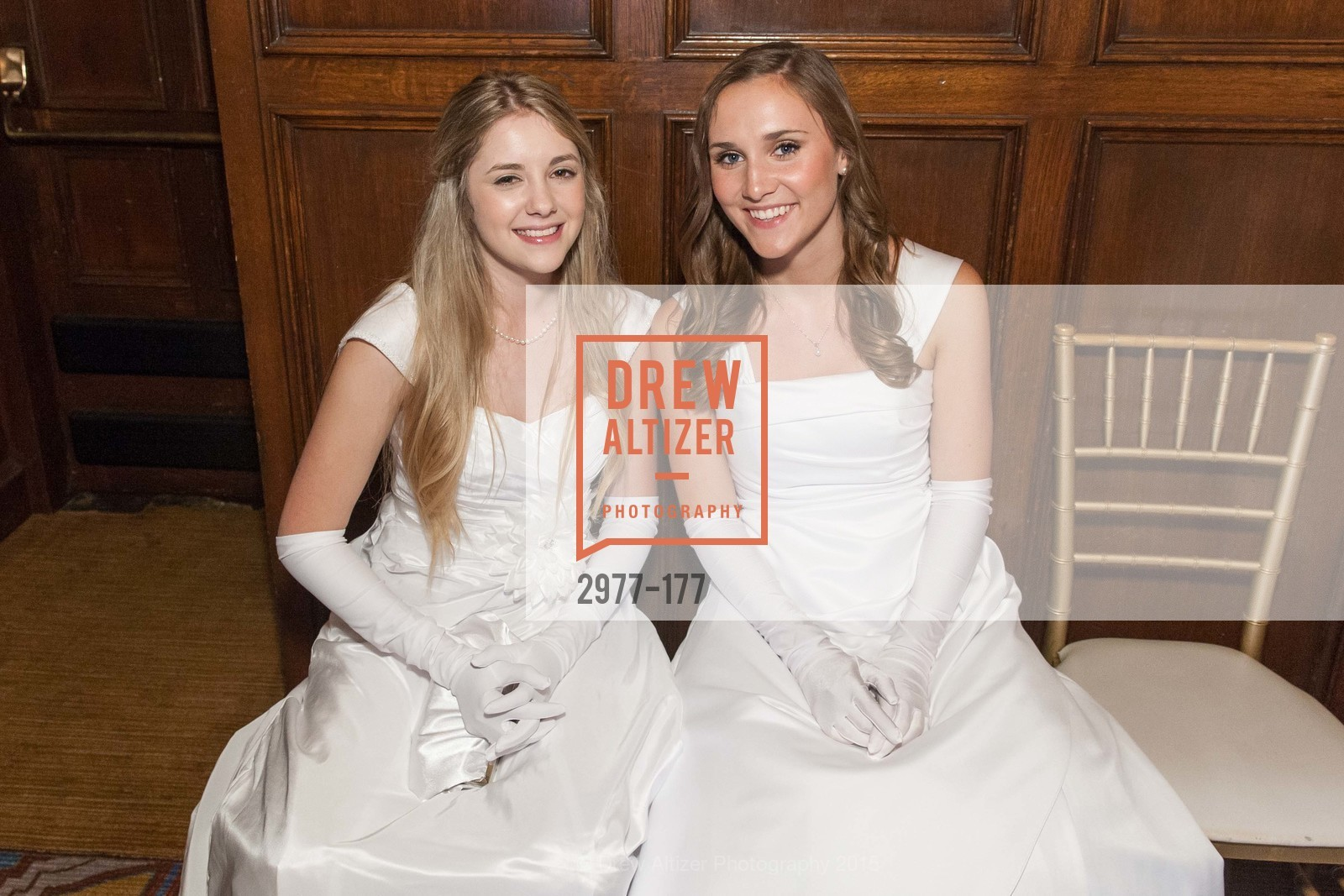 Julia Marley Chenette, Connolly Grace Steigerwald, The 2015 San Francisco Debutante Ball, The Westin St. Francis San Francisco Union Square. 335 Powell St, June 20th, 2015,Drew Altizer, Drew Altizer Photography, full-service event agency, private events, San Francisco photographer, photographer California