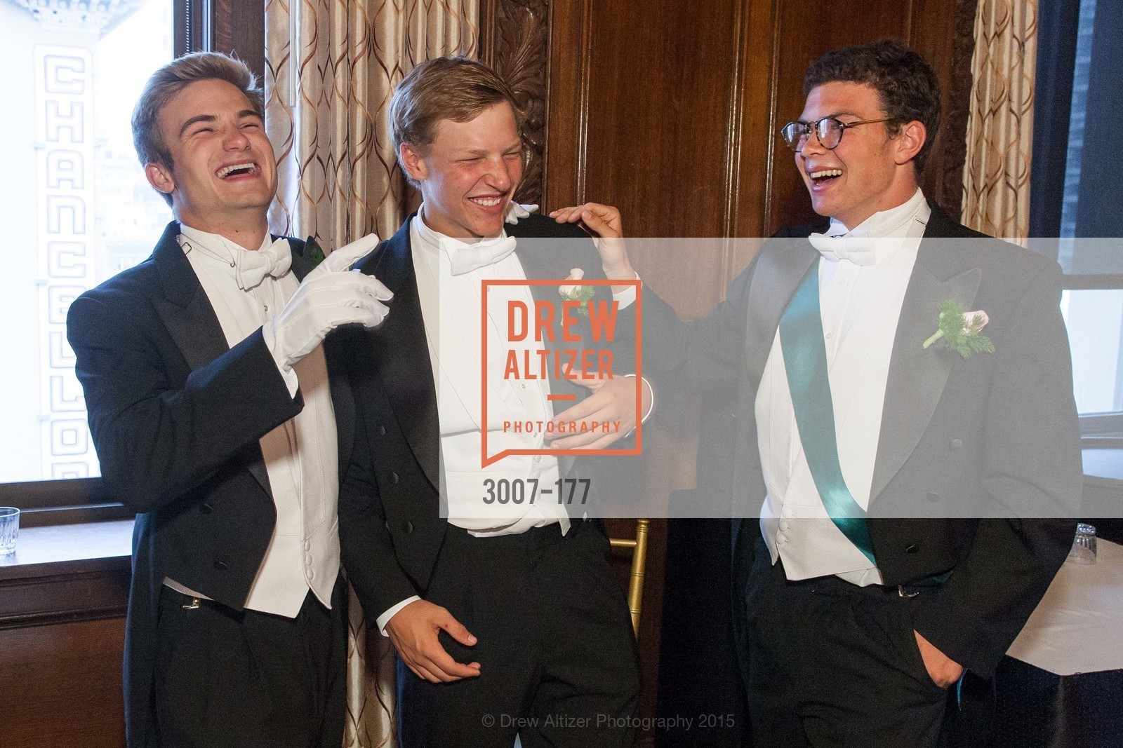 Henry Griffith Callender, Luke Rosser Edwards, Scotty Carey, The 2015 San Francisco Debutante Ball, The Westin St. Francis San Francisco Union Square. 335 Powell St, June 20th, 2015,Drew Altizer, Drew Altizer Photography, full-service agency, private events, San Francisco photographer, photographer california