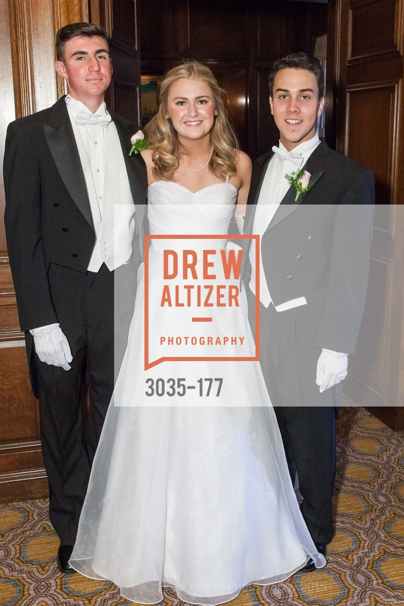 Elias Morrison Schwartz, Sara Scannell, Kai Otto Fukami Vogel, The 2015 San Francisco Debutante Ball, The Westin St. Francis San Francisco Union Square. 335 Powell St, June 20th, 2015,Drew Altizer, Drew Altizer Photography, full-service agency, private events, San Francisco photographer, photographer california