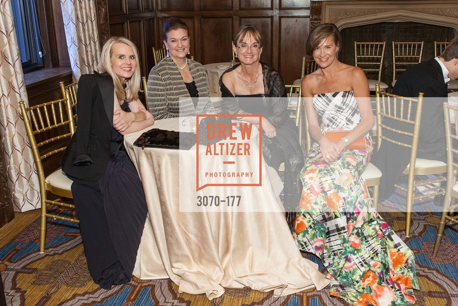 Jane Mudge, Susan Malott, Kathryn Brown, Wendy Bolton, The 2015 San Francisco Debutante Ball, The Westin St. Francis San Francisco Union Square. 335 Powell St, June 20th, 2015,Drew Altizer, Drew Altizer Photography, full-service agency, private events, San Francisco photographer, photographer california