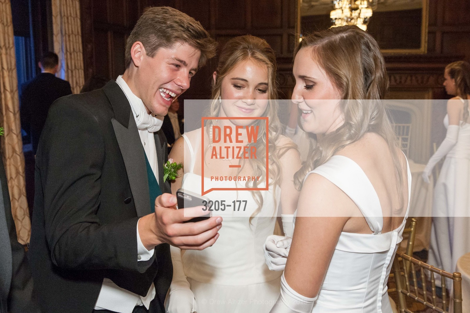 Quentin Favia, Paloma Palmer, Connolly Grace Steigerwald, The 2015 San Francisco Debutante Ball, The Westin St. Francis San Francisco Union Square. 335 Powell St, June 20th, 2015,Drew Altizer, Drew Altizer Photography, full-service agency, private events, San Francisco photographer, photographer california