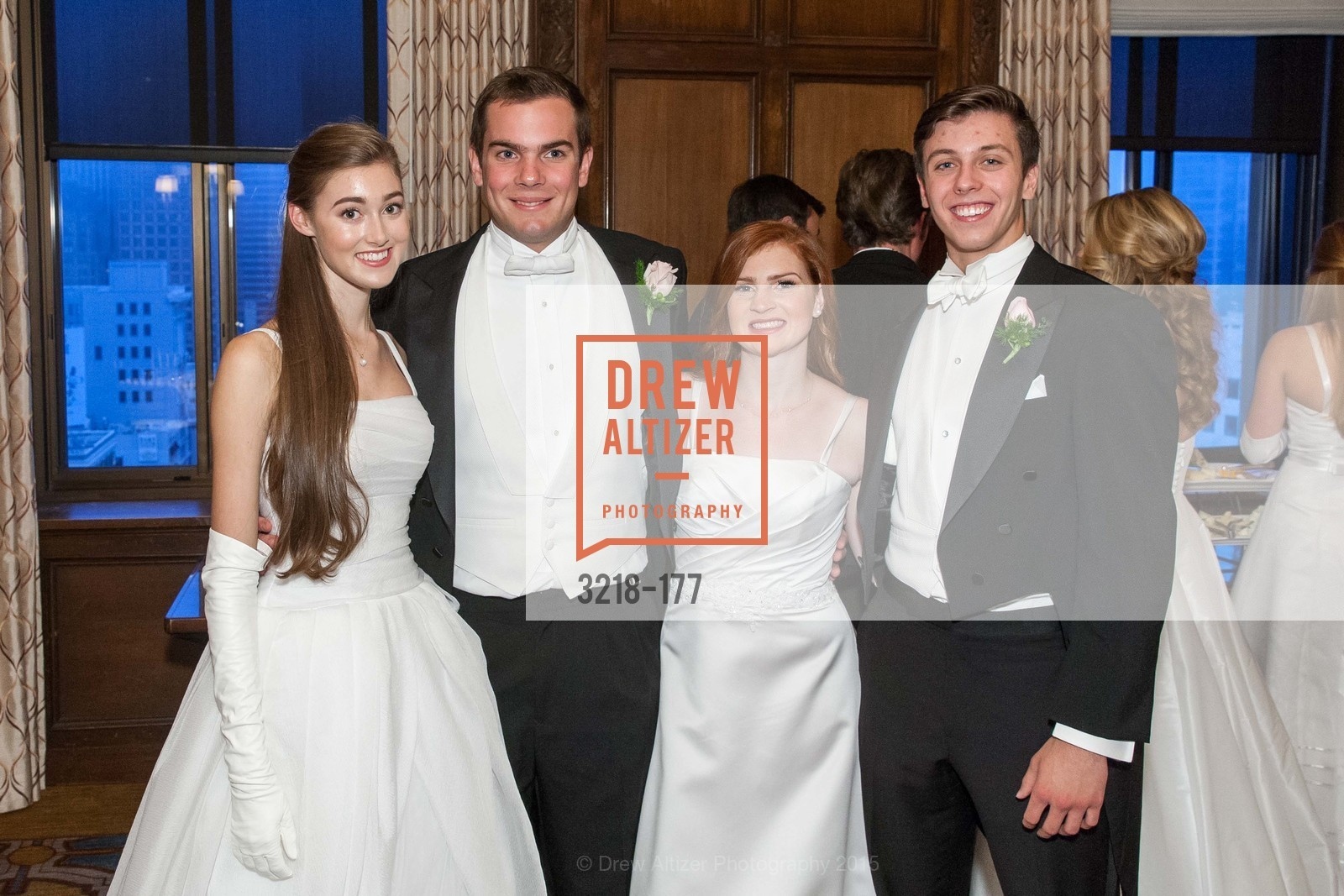 Madeleine Elizabeth Lamm, Peter James Campana, William Behnke Jr., The 2015 San Francisco Debutante Ball, The Westin St. Francis San Francisco Union Square. 335 Powell St, June 20th, 2015,Drew Altizer, Drew Altizer Photography, full-service agency, private events, San Francisco photographer, photographer california