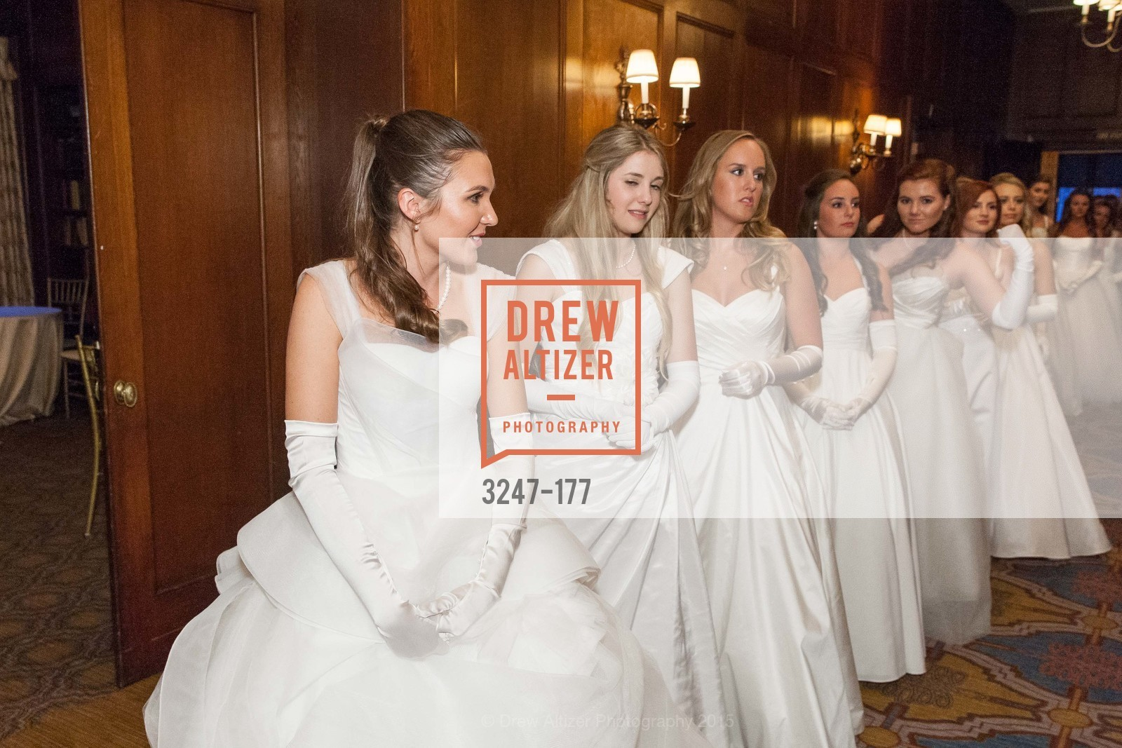Jennifer Hannah Baylis, Julia Marley Chenette, Katarina Lina Churich, Hailey Elizabeth Cusack, Kendall Marion Finnegan, The 2015 San Francisco Debutante Ball, The Westin St. Francis San Francisco Union Square. 335 Powell St, June 20th, 2015,Drew Altizer, Drew Altizer Photography, full-service event agency, private events, San Francisco photographer, photographer California