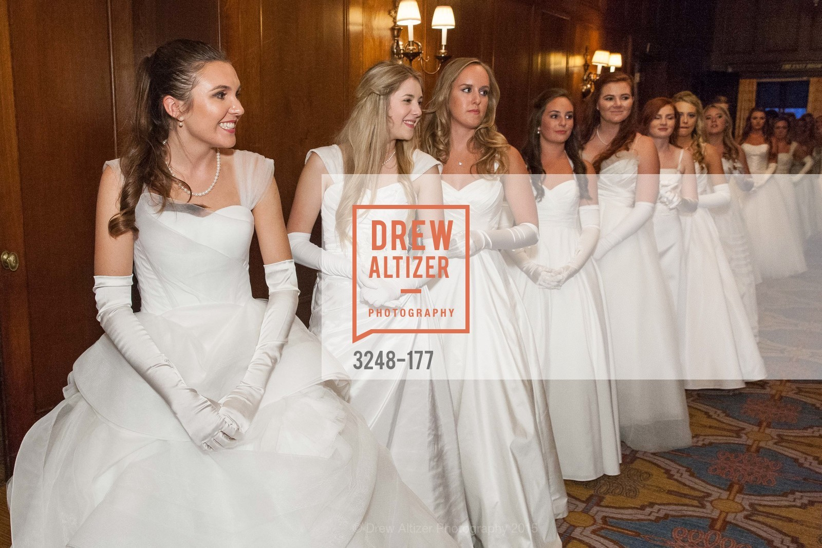 Jennifer Hannah Baylis, Julia Marley Chenette, Katarina Lina Churich, Hailey Elizabeth Cusack, Kendall Marion Finnegan, The 2015 San Francisco Debutante Ball, The Westin St. Francis San Francisco Union Square. 335 Powell St, June 20th, 2015,Drew Altizer, Drew Altizer Photography, full-service agency, private events, San Francisco photographer, photographer california