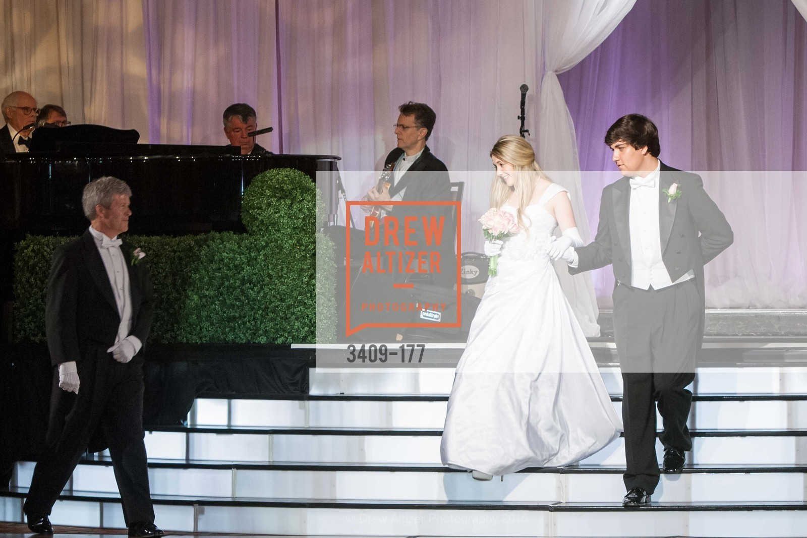 Philip E. Chenette, Julia Marley Chenette, Michael Jeffery King, The 2015 San Francisco Debutante Ball, The Westin St. Francis San Francisco Union Square. 335 Powell St, June 20th, 2015,Drew Altizer, Drew Altizer Photography, full-service event agency, private events, San Francisco photographer, photographer California