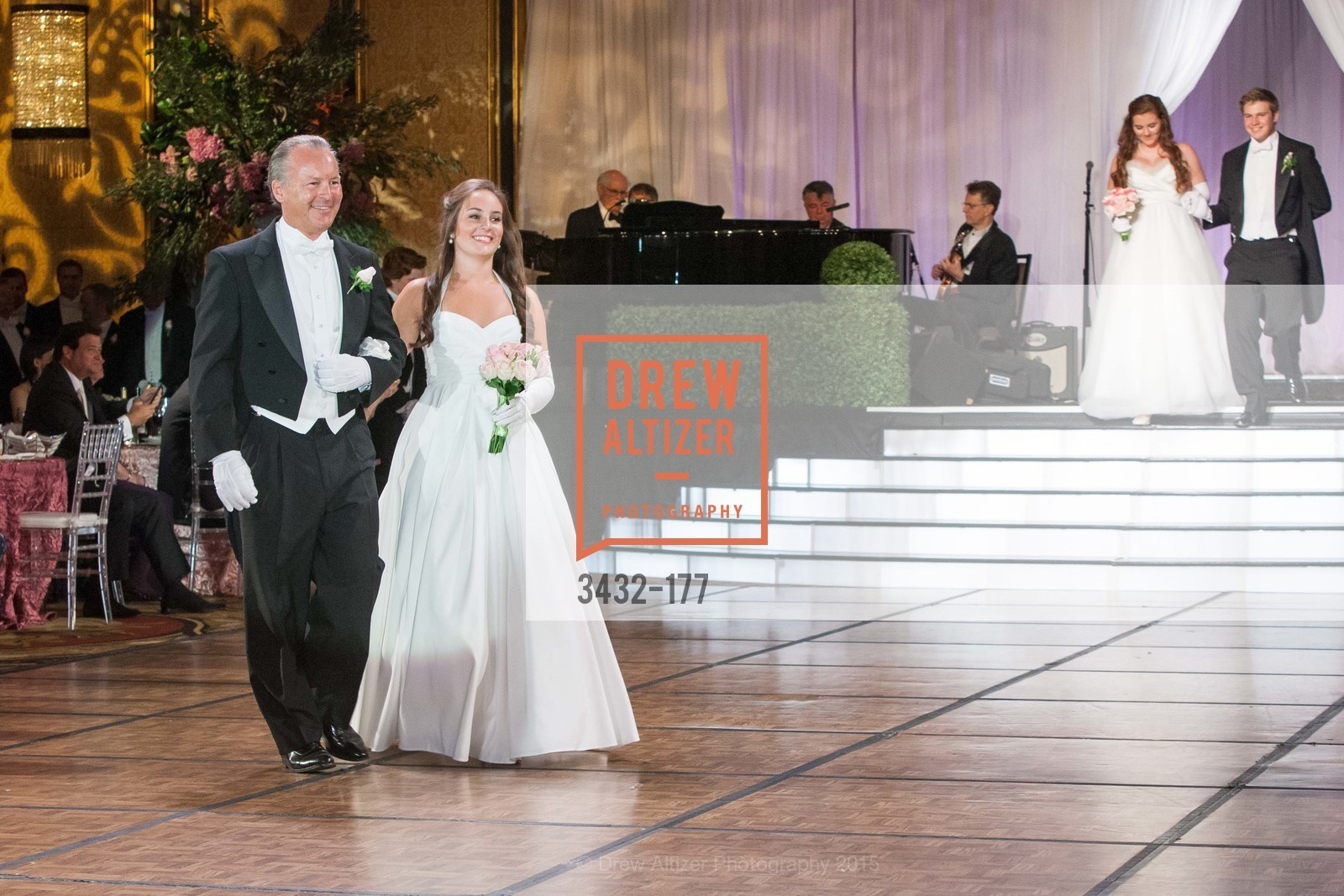 Jeffrey Patrick Cusack, Hailey Elizabeth Cusack, The 2015 San Francisco Debutante Ball, The Westin St. Francis San Francisco Union Square. 335 Powell St, June 20th, 2015,Drew Altizer, Drew Altizer Photography, full-service event agency, private events, San Francisco photographer, photographer California