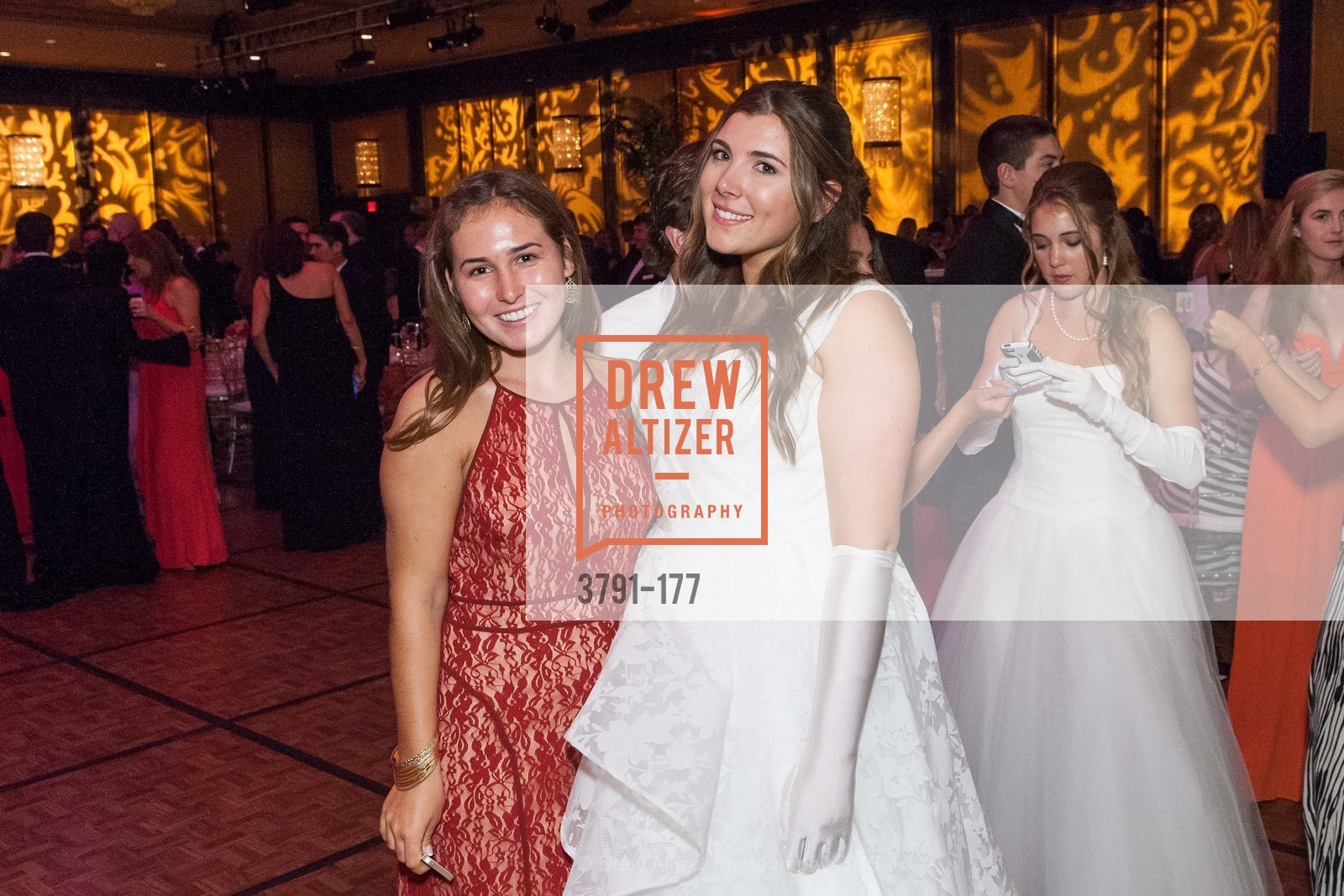 Lauren Finnegan, Diana Laura Silvestri, The 2015 San Francisco Debutante Ball, The Westin St. Francis San Francisco Union Square. 335 Powell St, June 20th, 2015,Drew Altizer, Drew Altizer Photography, full-service agency, private events, San Francisco photographer, photographer california