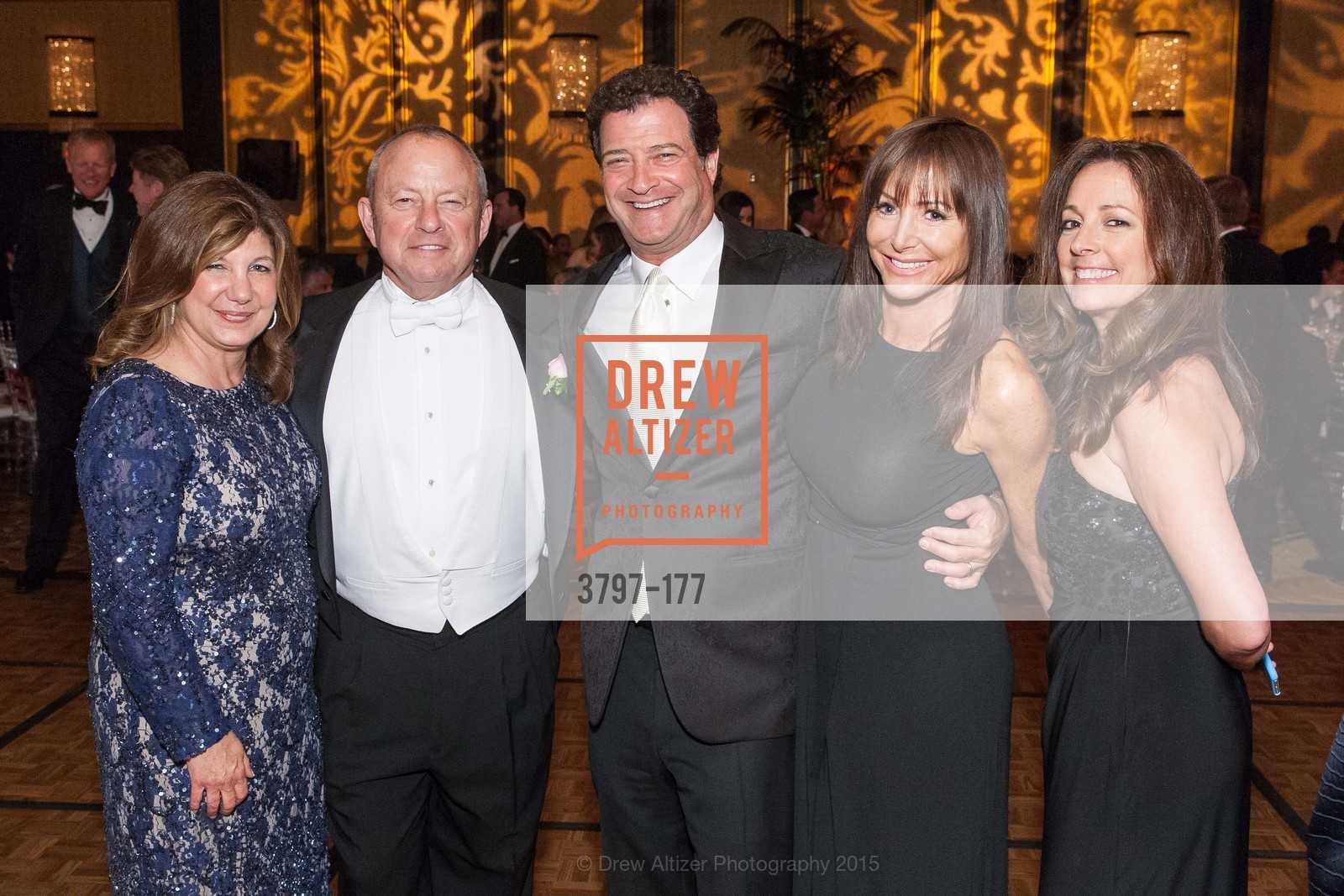 Vicki Silverman, Mark Silverman, Jeff Finegold, Jill Finegold, Laura Russeau, The 2015 San Francisco Debutante Ball, The Westin St. Francis San Francisco Union Square. 335 Powell St, June 20th, 2015,Drew Altizer, Drew Altizer Photography, full-service agency, private events, San Francisco photographer, photographer california