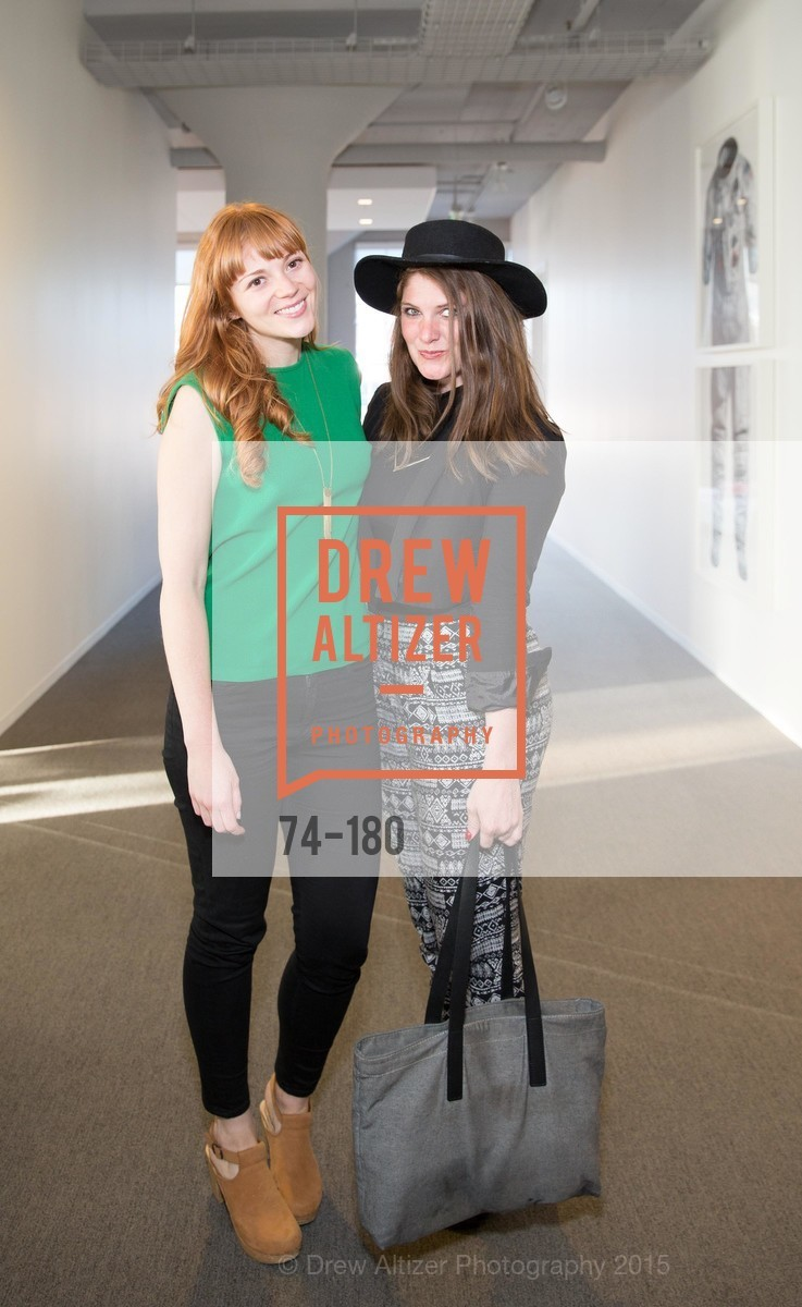 Ellen Black, Lauryn McCarthy, Wired Magazine July Cover Release Celebration at New Wired Office, Wired Magazine Offices. 520 3rd Street, June 24th, 2015,Drew Altizer, Drew Altizer Photography, full-service agency, private events, San Francisco photographer, photographer california