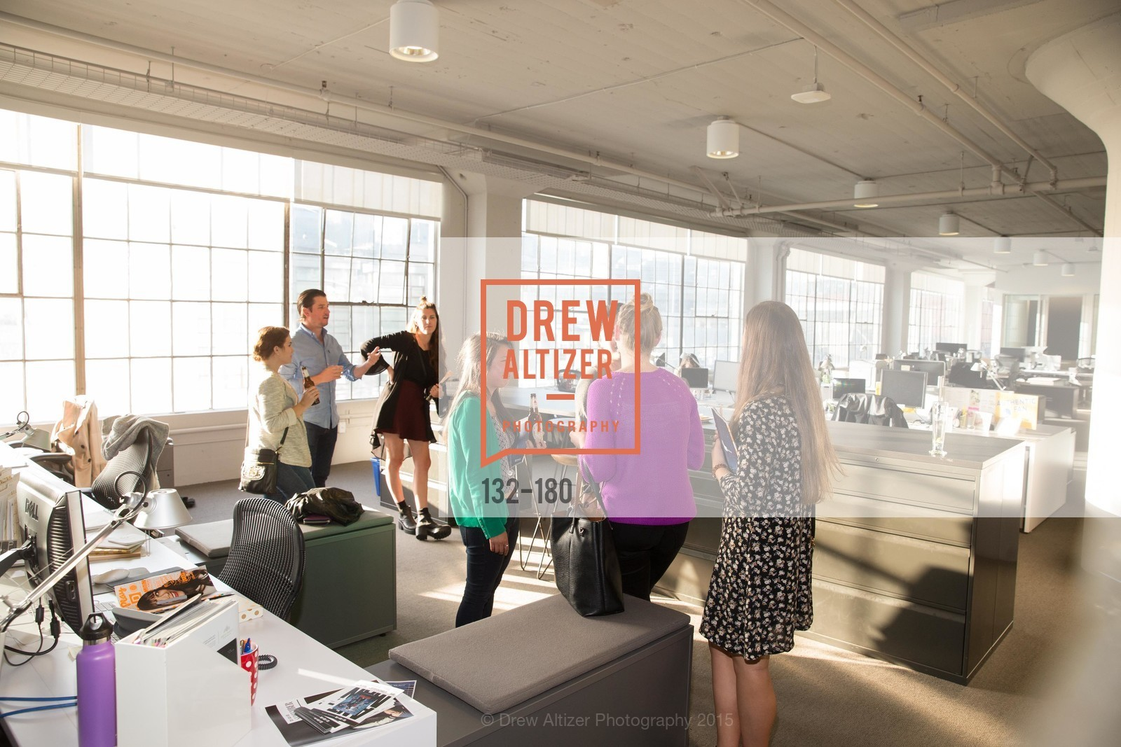 atmosphere, Wired Magazine July Cover Release Celebration at New Wired Office, June 24th, 2015, Photo,Drew Altizer, Drew Altizer Photography, full-service agency, private events, San Francisco photographer, photographer california
