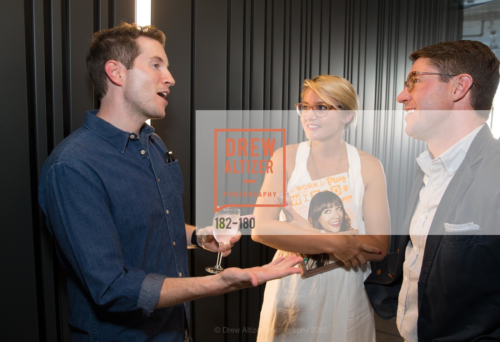 Scott Dadich, Wired Magazine July Cover Release Celebration at New Wired Office, Wired Magazine Offices. 520 3rd Street, June 24th, 2015,Drew Altizer, Drew Altizer Photography, full-service event agency, private events, San Francisco photographer, photographer California