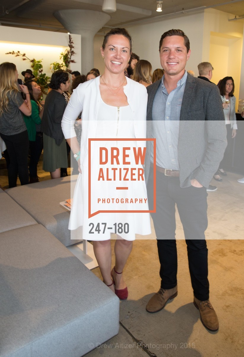 Colbie Brooklyn, Andrew Grey, Wired Magazine July Cover Release Celebration at New Wired Office, Wired Magazine Offices. 520 3rd Street, June 24th, 2015,Drew Altizer, Drew Altizer Photography, full-service agency, private events, San Francisco photographer, photographer california
