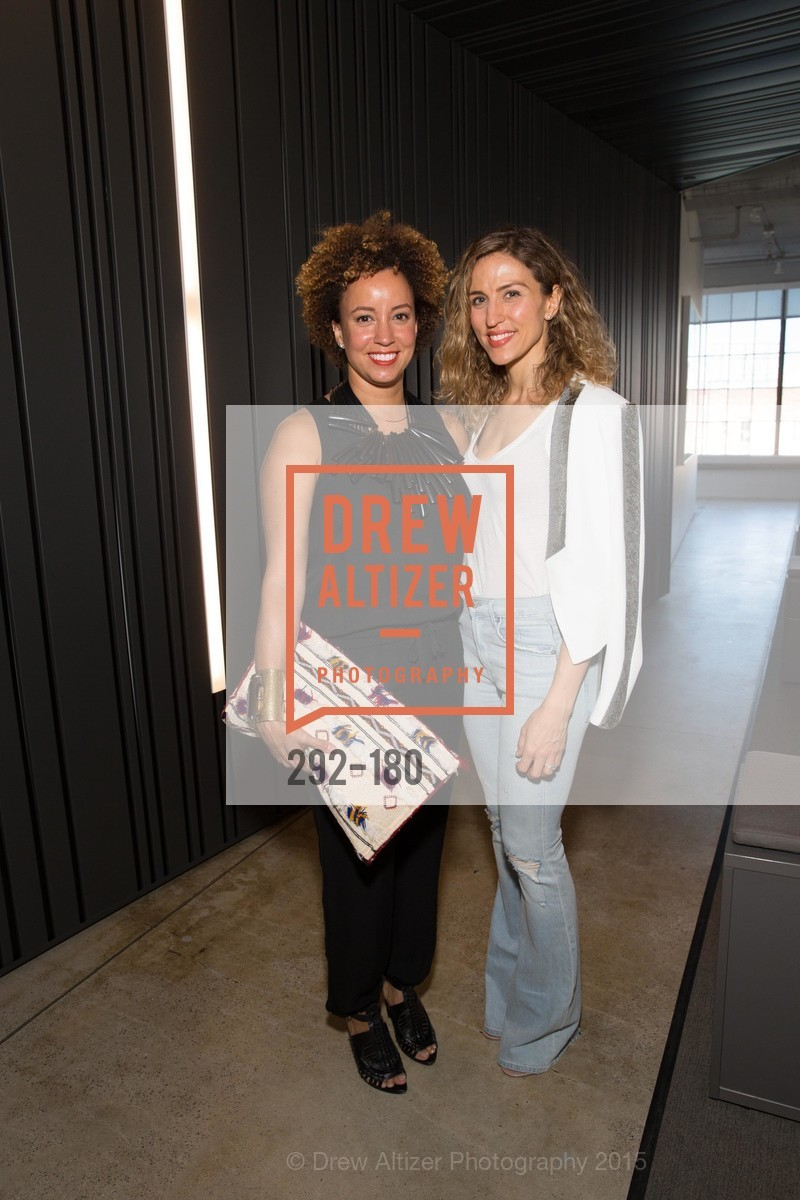 Lauren Godfrey, Amy Dadich, Wired Magazine July Cover Release Celebration at New Wired Office, Wired Magazine Offices. 520 3rd Street, June 24th, 2015,Drew Altizer, Drew Altizer Photography, full-service event agency, private events, San Francisco photographer, photographer California