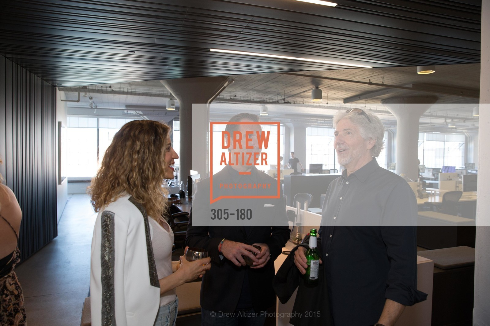 Amy Dadich, Scott Dadich, Louis Rossetto, Wired Magazine July Cover Release Celebration at New Wired Office, Wired Magazine Offices. 520 3rd Street, June 24th, 2015,Drew Altizer, Drew Altizer Photography, full-service agency, private events, San Francisco photographer, photographer california