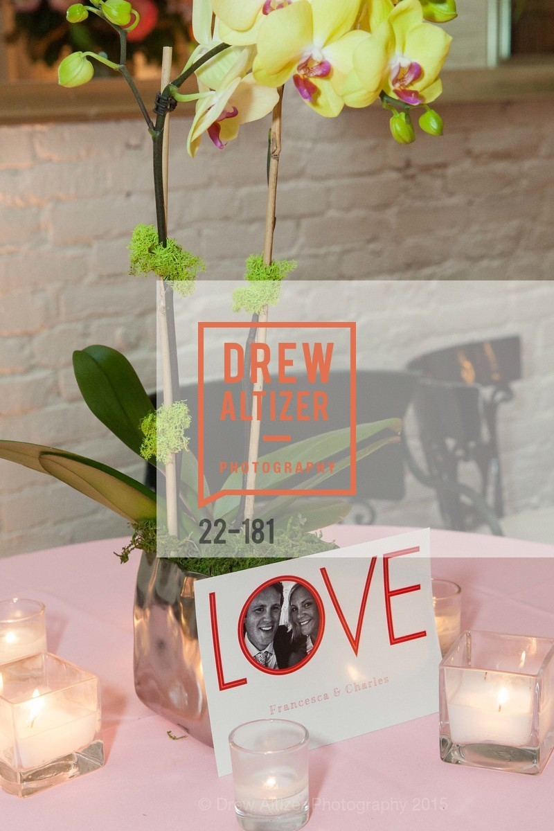 Atmosphere, Meriwether Engagement, Villa Taverna. 27 Hotaling Pl, June 24th, 2015,Drew Altizer, Drew Altizer Photography, full-service event agency, private events, San Francisco photographer, photographer California