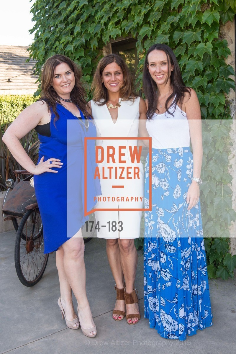 Jenn Hagan, Elizabeth Welborn, Ali Grosslight, Oyster Cup Polo Tournament Preview Party Hosted by Cerro Pampa Polo Club and Stick & Ball, Ma(i)sonry. 6711 Washington St, June 25th, 2015,Drew Altizer, Drew Altizer Photography, full-service agency, private events, San Francisco photographer, photographer california