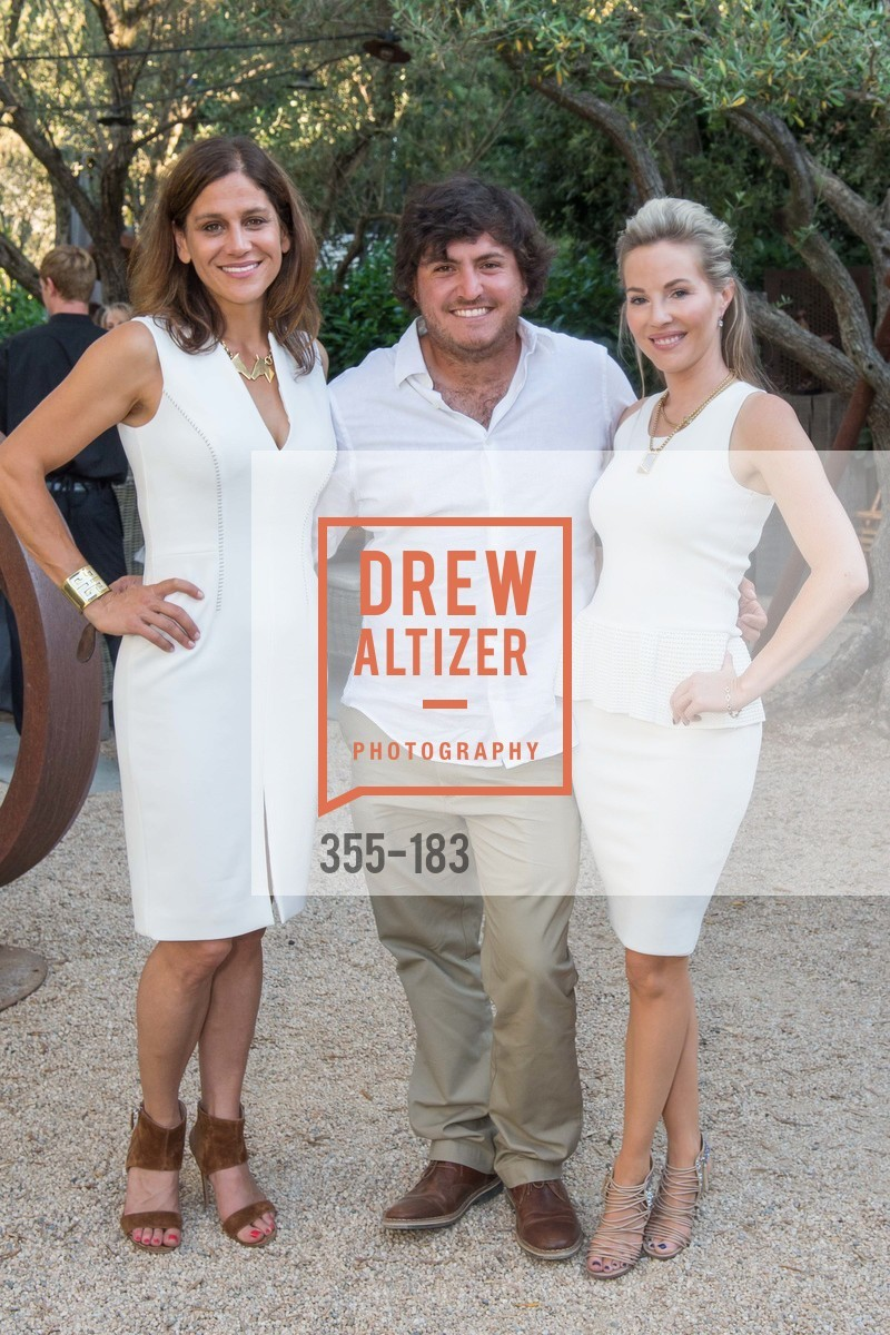 Elizabeth Welborn, Toto Socas, Sarah Collins, Oyster Cup Polo Tournament Preview Party Hosted by Cerro Pampa Polo Club and Stick & Ball, Ma(i)sonry. 6711 Washington St, June 25th, 2015,Drew Altizer, Drew Altizer Photography, full-service agency, private events, San Francisco photographer, photographer california