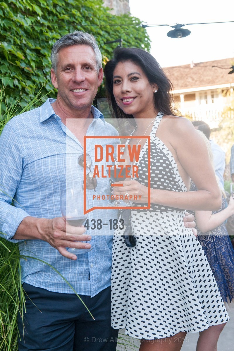 Daryl Crawford, Christine Rios, Oyster Cup Polo Tournament Preview Party Hosted by Cerro Pampa Polo Club and Stick & Ball, Ma(i)sonry. 6711 Washington St, June 25th, 2015,Drew Altizer, Drew Altizer Photography, full-service event agency, private events, San Francisco photographer, photographer California